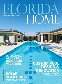 Florida Home Magazine Gerard Stone-Coated Steel Roofing Metal Roofing Press Release
